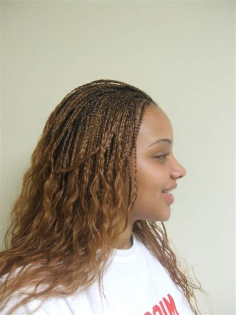Braids Hairstyles by 35 Micro Braids Hairstyles For American