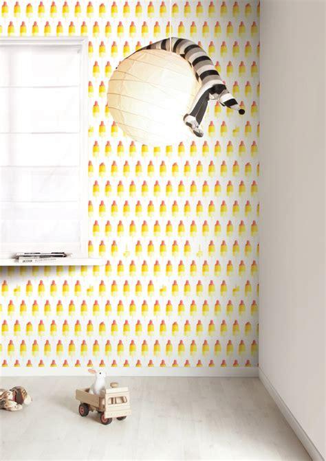 oranje op de muur behang ideeen tips en de nieuwste
