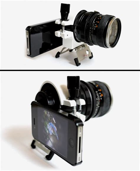 iphone dslr lens 12 cool and innovative cameras