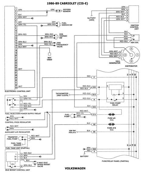 Vw Fox 1990 Volkswagen Esquemas Diagramas Graphics