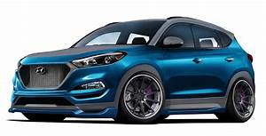 SEMA 2017 Vaccar Hyundai Tucson Sport Concept