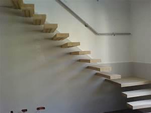 escalier mural top un parement mural permet de mettre en With carrelage adhesif salle de bain avec main courante avec led