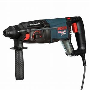 Rotary Hammer Drill Corded Variable Speed 7 5-A 1300 RPM