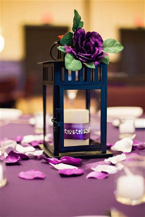 elegant purple arizona wedding in 2019 wedding reception