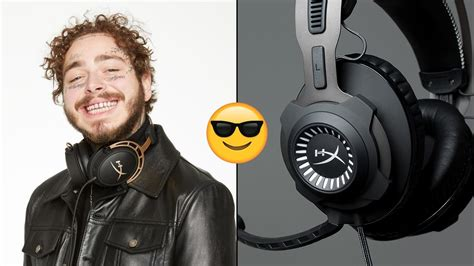 post malone teams   hyperx dexertocom