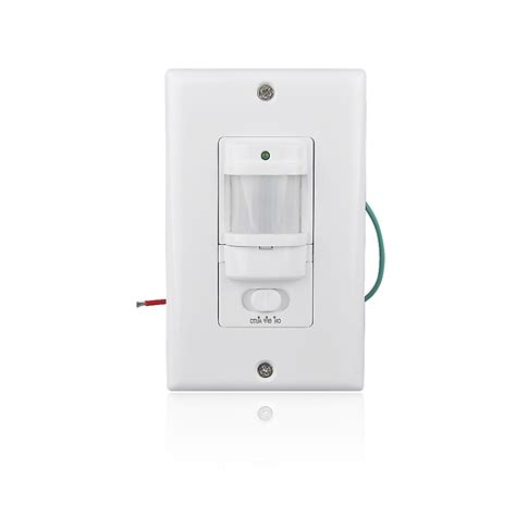 max 30 minutes delay wall motion sensor automatic