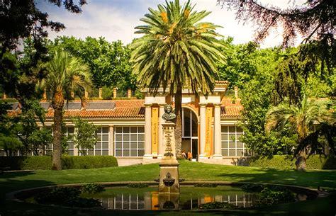 Jardin Botanique D Amsterdam by Que Faire 224 Madrid Top 20 Incontournables 224 Visiter