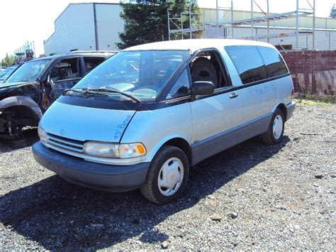 toyota previa body kit