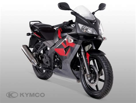Kymco Image by Kymco Kymco Quannon 125 E3 Moto Zombdrive