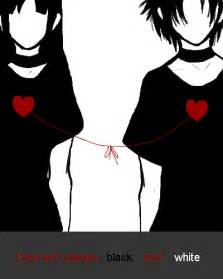 Cute Emo Anime Couples in Love