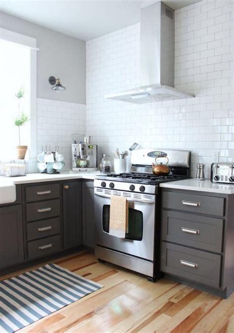 cocinas grises  fotos de disenos modernos  fabulosos