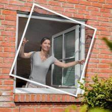 Fliegen Im Fensterrahmen : insektenschutz fliegengitter f r fenster spannrahmen 130 cm x 150 cm lichblick shop ~ Buech-reservation.com Haus und Dekorationen