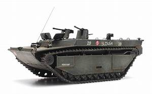 Landing Vehicle Tracked Lvt 4 Slough