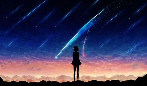 Anime Your Name Wallpaper - your name hd wallpaper and background image