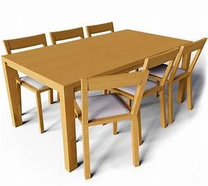 Ikea Tisch Bjursta : cad und bim objekte bjursta tisch und roger st hle ikea ~ Orissabook.com Haus und Dekorationen