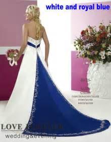 royal blue wedding dress wedding dresses with royal blue trains flower dresses