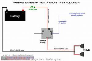 How To Wire  Lights 12v Professional Light Wiring Diagram