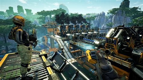 For single player it's in quite a. Satisfactory - PC - Multiplayer.it