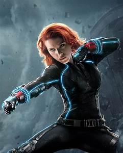 Marvels Avenger Black Widow Scarlett Johansson Poster and