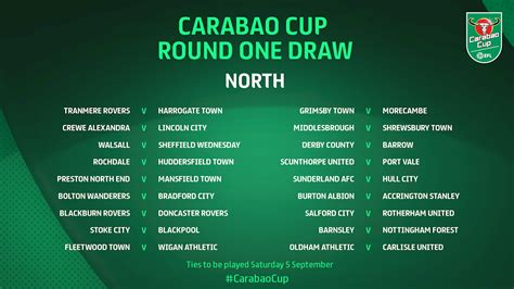 Carabao Cup Fixtures : Mvgazfixeohakm - lovelyatyn