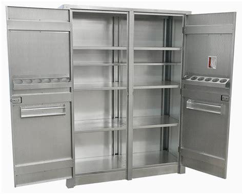 Metal Cabinet - industrial galvanized steel storage cabinet 248 starland