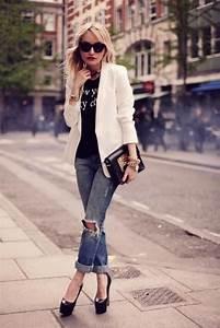 Jeans rotos a las rodillas para estar a la moda   AquiModa.com vestidos de boda vestidos baratos