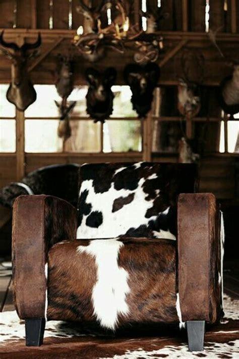 interieur vaca comment adopter la peau de vache dans l int 233 rieur