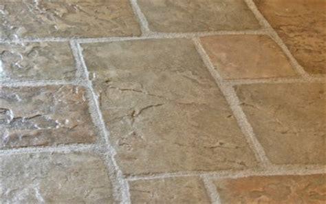 Interior Decorative Concrete Flooring using Flex c ment