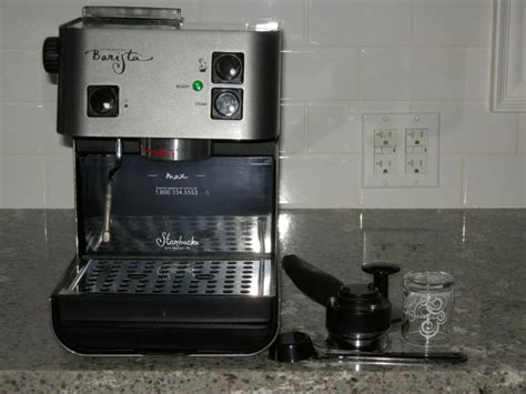 starbucks saeco barista espresso machine starbucks barista espresso machine by saeco italy