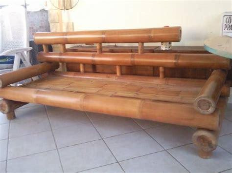 canapé bambou canape gros bambou annonce meubles et décoration