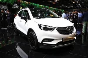 Opel Mokka X Edition : opel mokka x le rival se rebiffe l 39 argus ~ Medecine-chirurgie-esthetiques.com Avis de Voitures