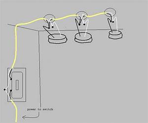 wire multiple lights on one switch With wiring diagram multiple light switches