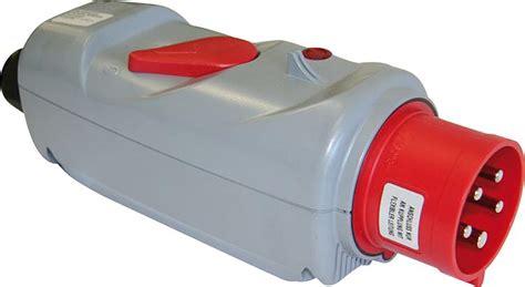 16a stecker mit schalter stecker cee steckvorrichtungen elektro scharpf