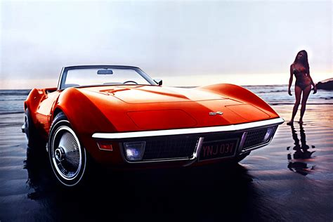 Chevrolet Corvette Convertible: A Visual History from C1 ...