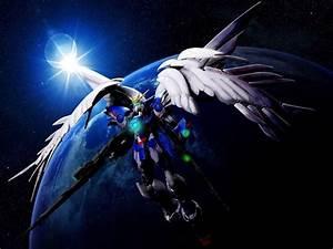 Gundam Wing Zero Custom Wallpapers - Wallpaper Cave