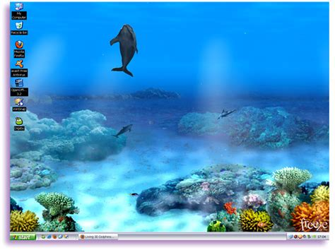 Animated Dolphin Wallpaper Free - living 3d dolphins wallpaper free animated 3d wallpaper