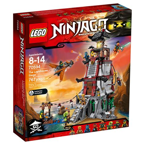 siege amazon amazon com lego ninjago the lighthouse siege 70594