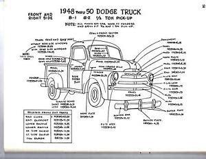 Dodge Truck Ton Exterior Body