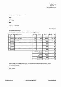 Rechnung Schreiben Excel : rechnungsvorlage 7 und 9 mwst excel vorlagen f r jeden zweck ~ Themetempest.com Abrechnung
