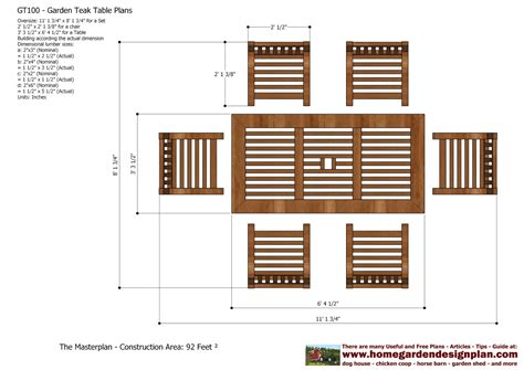 187 outdoor furniture design plans pdf outdoor