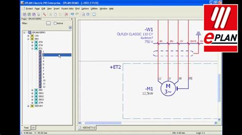 tutorial eplan electric p microsoft office interface
