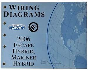 201ford Escape Hybrid And Mercury Mariner Hybrid Wiring Diagram Original