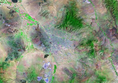 Satellite Images Of United States Cities Landsat