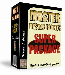MRR Super Package: eBook Master Resale Rights, Private ...