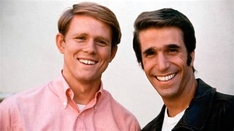henry winkler  happy days ron howard variety