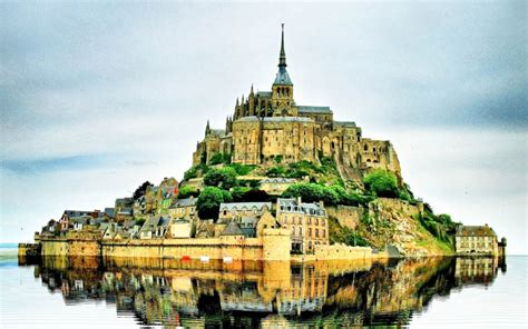 Picture Hd by Mont Michel Beautiful Hd Wallpapers Images In High