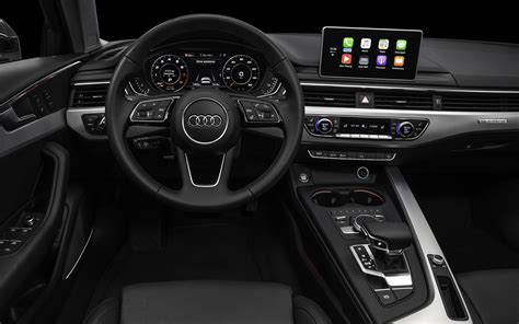 What Are The Interior Features & Design Of The Audi A4