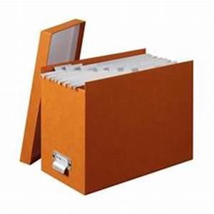 Boite De Classement Carton : boite de rangement en carton une solution de rangement aussi pratique qu 39 cologique ~ Teatrodelosmanantiales.com Idées de Décoration