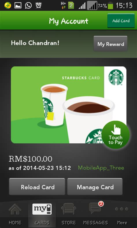 starbucks app for android starbucks malaysia android apps on play