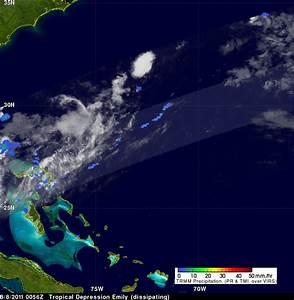 NASA - Hurricane Season 2011: Tropical Storm Emily ...